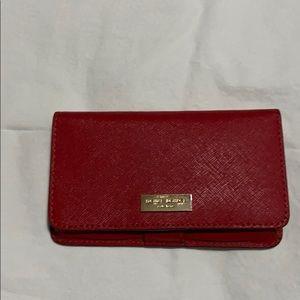 Hendri Bendel phone wallet